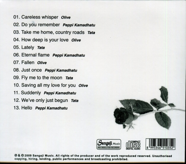 Country love songs 2009