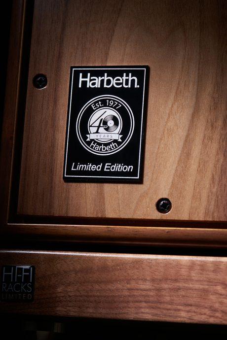 Harbeth HL5 Plus Walnut